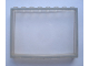 Part No: Mx1586pb02  Name: Modulex Window 1 x 8 x 6 with Gray Border Pattern