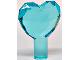 Part No: 15745  Name: Rock 1 x 1 Jewel Heart Shaped