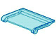 Part No: 2348a  Name: Glass for Hinge Car Roof 4 x 4 Sunroof without Ridges