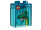 Part No: 4066pb418  Name: Duplo, Brick 1 x 2 x 2 with LEGO Store Master Builder Event Pattern