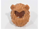 Part No: 49109  Name: Minifigure, Hair Lion's Mane