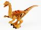 Part No: Galli01  Name: Dinosaur, Gallimimus