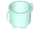 Part No: 31042  Name: Duplo Utensil Kettle with Closed Handles 2 x 2 x 1.5
