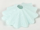 Part No: 38159  Name: Mini Doll, Skirt Cloth, Traditional Starched Fabric, Folded into Ruffles