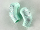 Part No: 981982pb207  Name: Arm, (Matching Left and Right) Pair with Silver and Metallic Light Blue Spots Pattern