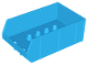 Part No: 13607  Name: Duplo Tipper Bucket Bed with Lip and 2 x 4 Studs