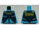 Part No: 973pb0903  Name: Torso Alien Conquest ADU Soldier with Protection Vest Pattern