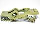 Part No: 11112pb02  Name: Flywheel Fairing Crocodile Shape with Reddish Brown and White Crocodile Pattern (70115)