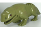 Part No: 16875pb02c01  Name: Dewback, Claws and Short Tail Pattern 2 - Star Wars