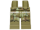 Part No: 970c00pb0414  Name: Hips and Legs with SW Camouflage Coattails with Pockets Pattern (Endor Rebel Trooper)