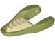 Part No: 98067pb01  Name: Dinosaur Jaw Lower Raptor with Tan Teeth Pattern