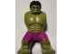 Part No: bb0646c01pb04  Name: Body Giant, Hulk with Messy Hair and Magenta Pants Pattern