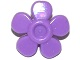 Part No: 93080g  Name: Friends Accessories Hair Decoration, Flower with Smooth Petals and Pin