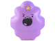 Part No: bb0774pb01  Name: Body Adventure Time Lumpy Space Princess with Yellow Star and Round Open Mouth Pattern