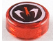 Part No: 98138pb002  Name: Tile, Round 1 x 1 with Ninjago Fangpyre Pattern