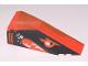 Part No: 2507pb01  Name: Windscreen 10 x 4 x 2 1/3 Canopy with Black Aquasharks Pattern