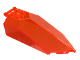 Part No: 27165  Name: Windscreen 11 x 4 x 2 1/3 Canopy Pointed with Handle