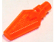 Part No: 27257  Name: Minifigure, Weapon Spear Tip