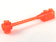 Part No: 30359a  Name: Bar 1 x 8 with Brick 1 x 2 Curved Top End (Original, No Axle Holder)