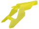 Part No: 47333  Name: Bionicle Head Connector Block Eye/Brain Stalk (Vahki)