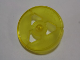 Part No: bb0958  Name: Bionicle Disk, Plain with Triangle Cutouts