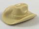 Part No: 15424  Name: Minifigure, Headgear Hat, Cowboy Large Brim