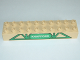 Part No: 2291pb01  Name: Duplo, Brick 2 x 10 with Green Lattice Pattern and Knapford Logo