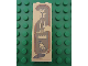 Part No: 2454pb049  Name: Brick 1 x 2 x 5 with Hieroglyphs, Scarab on Top Pattern (Sticker) - Set 7326
