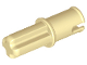 Part No: 3749  Name: Technic, Axle  1L with Pin without Friction Ridges Lengthwise