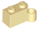 Part No: 3831  Name: Hinge Brick 1 x 4 Swivel Base