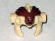 Part No: 85979pb01  Name: Minifigure, Headgear Headdress Mola Ram Pattern