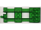 Part No: 31442  Name: Duplo, Train Track End with 2 x 4 Plate on One End