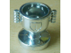 Part No: 40553  Name: Duplo Utensil Trophy Cup with Number 1 in Shield - Open Handle