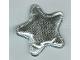 Part No: 47684  Name: Belville Cloth Pillow 6 x 7 Star Shaped