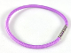 Part No: clikits037c01  Name: Clikits Hair Accessory, Elastic Tie 6 x 6 with 13mm Metal Band