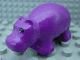 Part No: 2276px1  Name: Duplo, Animal Hippo Baby