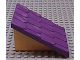 Part No: 4860c04  Name: Duplo Roofpiece Slope 30 4 x 4 Shingled with Yellow Base