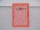 Part No: 6879pb03  Name: Scala Cupboard Door 8 x 6 with Rose and Leaves Pattern (Sticker) - Set 3242