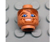 Part No: 3626bpb0148  Name: Minifigure, Head NBA Steve Nash Pattern - Blocked Open Stud
