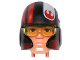 Part No: bb0694c01pb01  Name: Large Figure Head Modified SW Poe Dameron Pattern