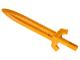 Part No: 51806  Name: Large Figure Part Nestle Promo Figure Jayko Sword