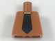 Part No: 973pb2797  Name: Torso Wide Black Tie and Gold Tie Bar Pattern