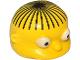 Part No: 15502pb01  Name: Minifigure, Head Modified Simpsons Ralph Wiggum Pattern