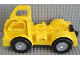 Part No: 2034  Name: Duplo Dump Truck Small Base