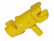 Part No: 23922  Name: Minifigure, Weapon Gun, Mini Blaster / Shooter / Fire Nozzle with Towball Socket