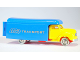 Part No: 257pb03  Name: HO Scale, Bedford Moving Van (Indicators on front - LEGO Transport in gold)