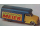 Part No: 257pb06  Name: HO Scale, Bedford Moving Van with 'SPEDITION MEIER' Pattern
