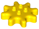 Part No: 26832  Name: Duplo Gear 4 x 4 - 8 Tooth