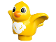 Part No: 27370pb01  Name: Duplo Bird with White Chest Pattern