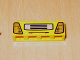 Part No: 3010pb046  Name: Brick 1 x 4 with Truck Headlights and Grille Pattern (4 Juniors)
